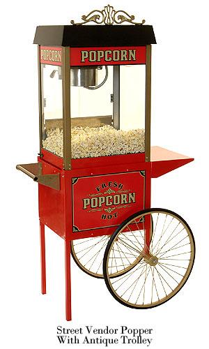 popcorn machine usa