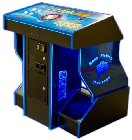 Incredible Technologies Games in Funglo Cabinets