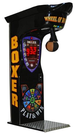 Kalkomat Usa Wheel Of Boxing Birmingham Vending
