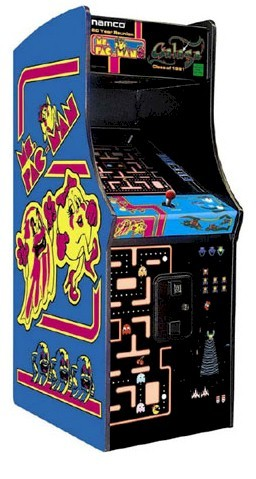 Namco Ms Pacman Galaga Pacman Class Of 1981 Reunion
