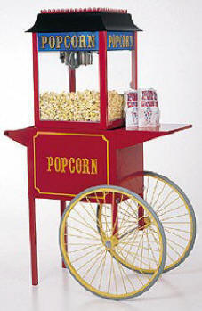 Popcorn Carts For Sale Popcorn Popper Machines