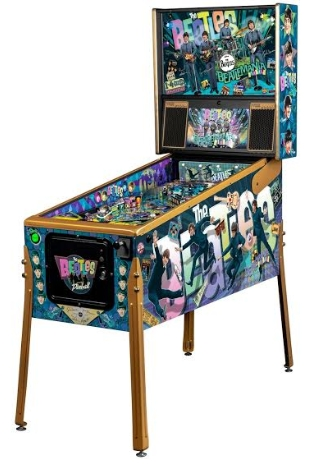 Stern Pinball Beatles Gold