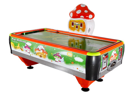 Barron Games Carries Two Different Styles Of This Fun Magic Mushroom/mini Air  Hockey Table.