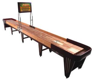 Championship Vintage Charleston Shuffleboard
